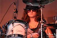 Band Aid Drum Lessons Austin Madaline_Nikki thumb