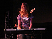 Piano Lessons Rock Band Program | Allison