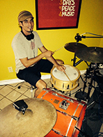 Drum Lessons Austin Jason Blank