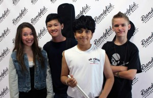 Playing with Fire Step and repeat_Band Aid-rock-camps-music-camps-austin-music-school