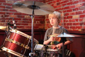 huck drum lessons_rock band program